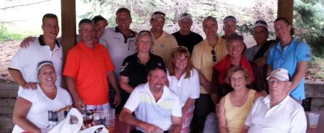 Damon Golf Outing 2013